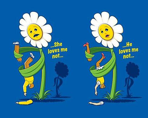 Flower revenge