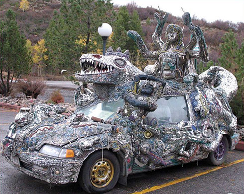 Interesting car