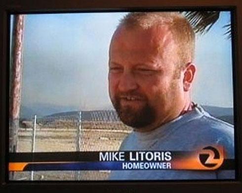 Mike Litoris FAIL!