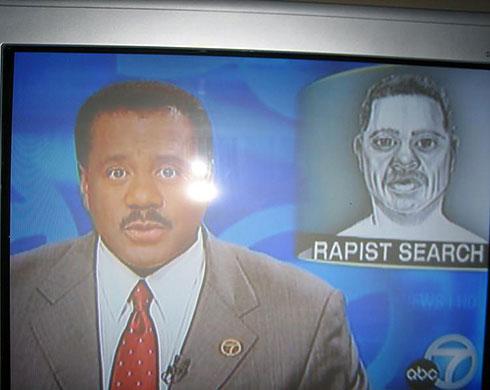 Rapist search FAIL