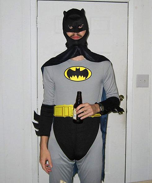 The REAL Batman !