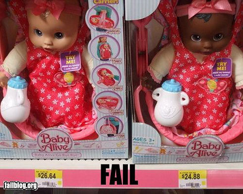 Racist pricing FAIL