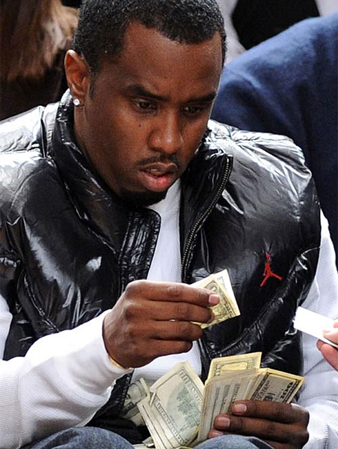P. Diddy going bankrupt?