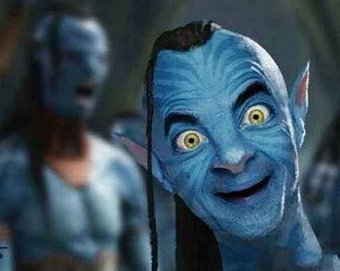 Rowan Atkinson in Avatar 2?