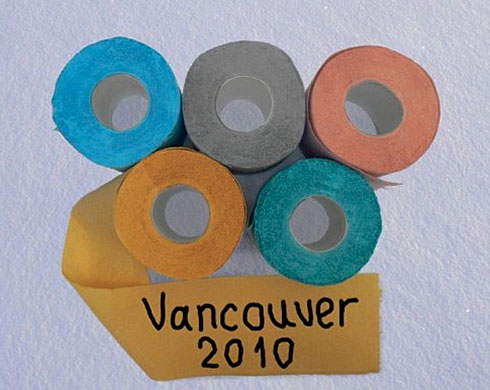 Vancouver 2010 original logo